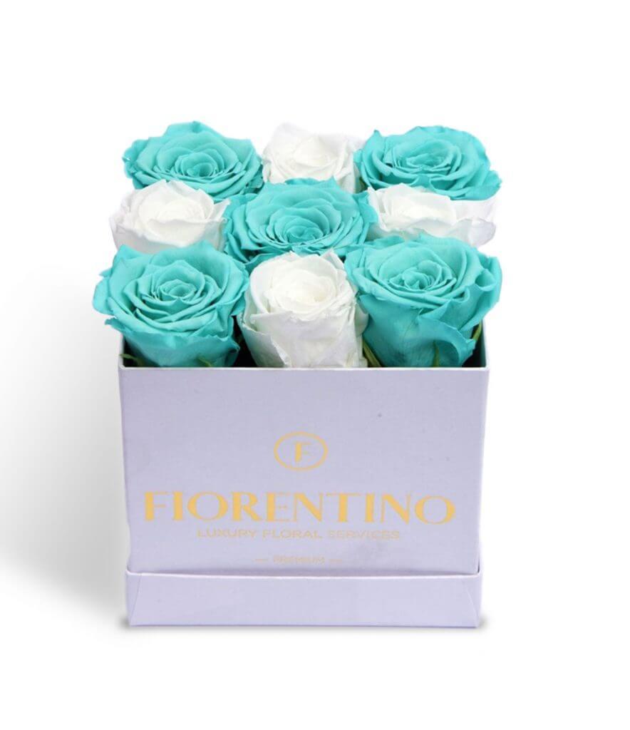 White & Tiffany