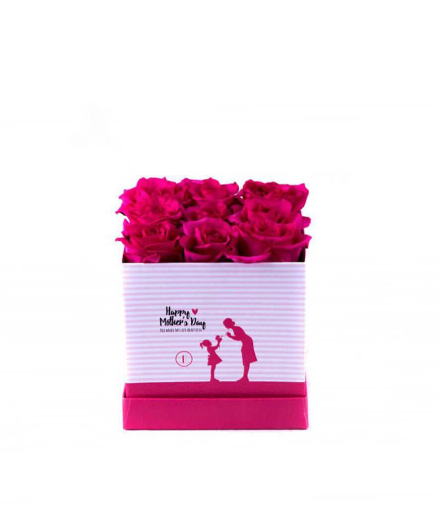 ROSES FOR MOM L