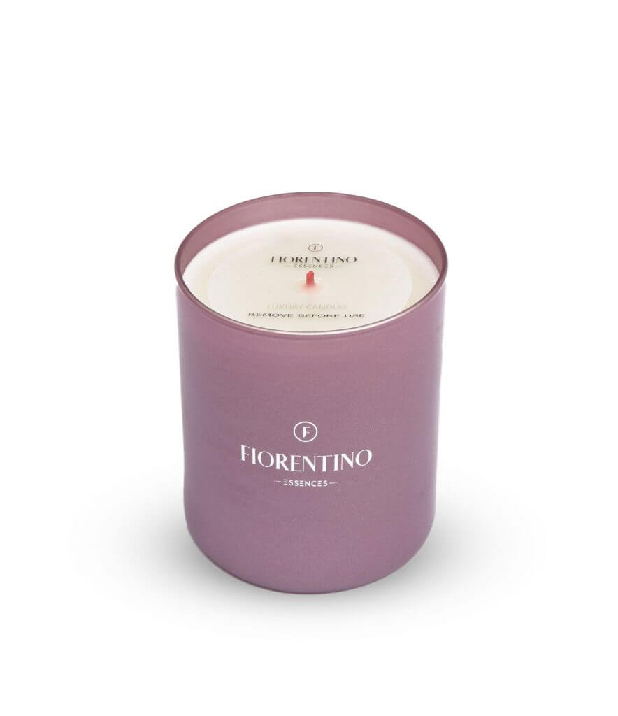 SCENTED CANDLE JASMINE SANDALWOOD