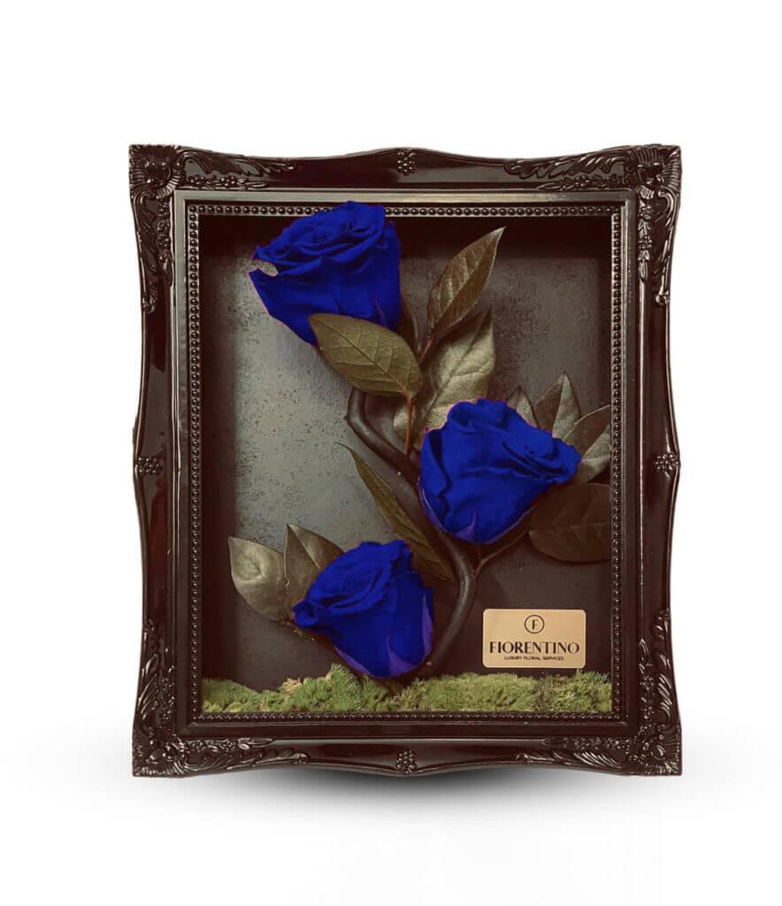Natura a Casa Blue Medium (3pcs)