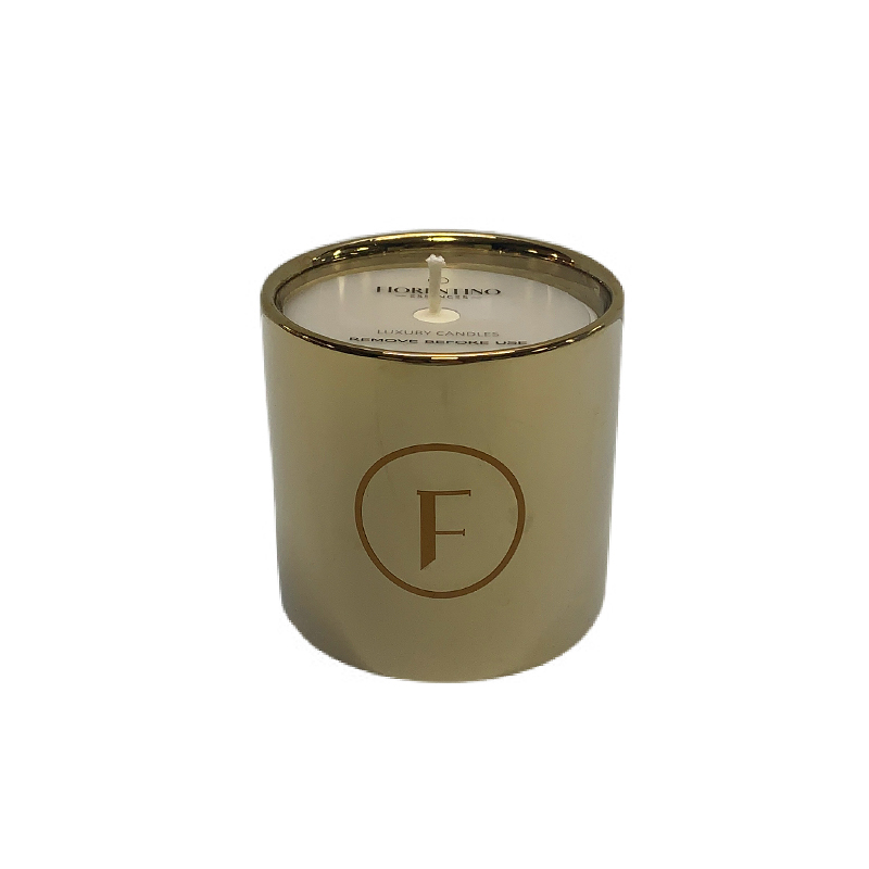 SCENTED CANDLE SOY BEAN SANDALWOOD